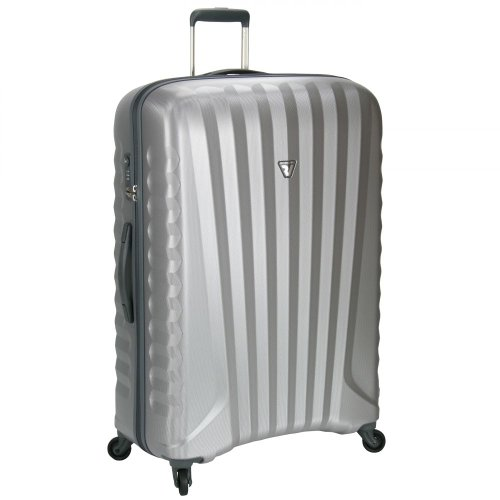 Roncato Uno Zip Zsl 4 - Roll Trolley 71 Cm 2. 8 Kg, silber