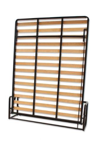 Cama De Matrimonio Abatible Vertical 135 cm (cama doble estilo Murphy Bed,...