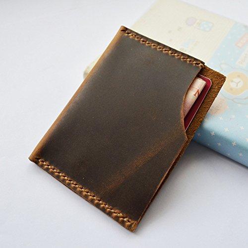 Das Schneidwerk manuell ändern, Layer aus Leder Geldbörse Damen Leder handtasche tasche ändern. Section