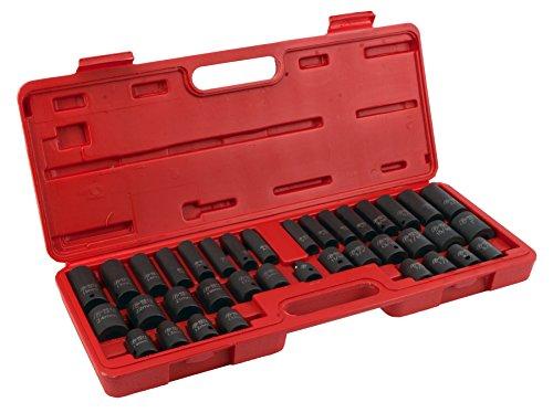 performances Outil M796 Coffret Compact de serrage douilles à choc