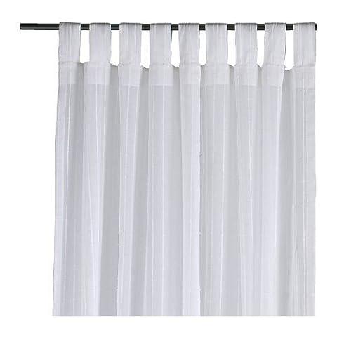 IKEA 2-er Set Gardinen