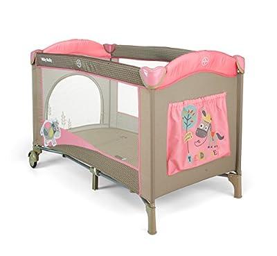 Milly Mally 1919Viaje Mirage cama infantil, color rosa