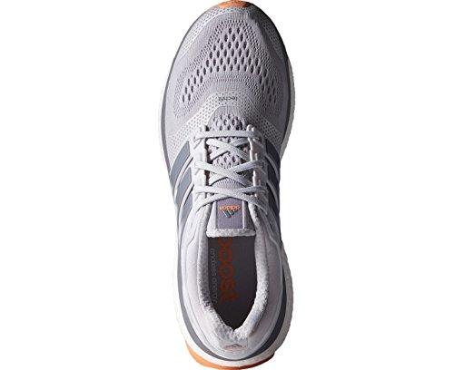 adidas  B40903, chaussures de running femme Gris