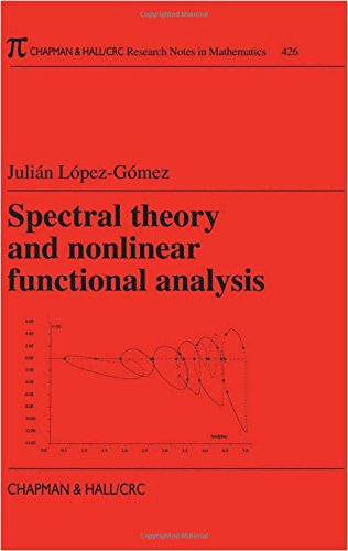 Spectral Theory and Nonlinear Functional Analysis (Chapman & Hall/CRC Research Notes in Mathematics Series)