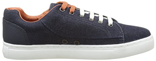 G-STAR RAW Damen Thec Low Denim Sneaker Blau (dark navy 881)