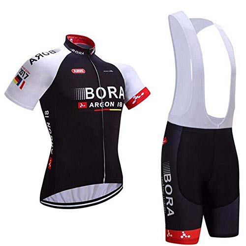 Wulibike Maillot Cuissard Cyclisme Homme Manche...