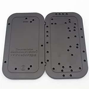 High Quality Repair Disassemble Screw Plate Tool for iPhone 5