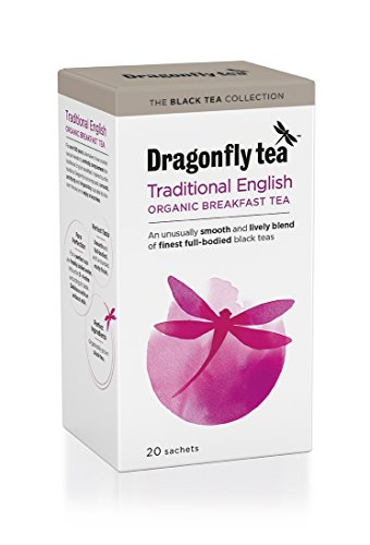 Dragonfly Tea Org English Breakfast 20 Sachets