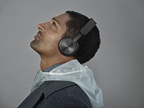 B&O PLAY by Bang & Olufsen 1645126 Beoplay H8i Wireless On-Ear Active Noise Cancelling Kopfhörer schwarz - 7