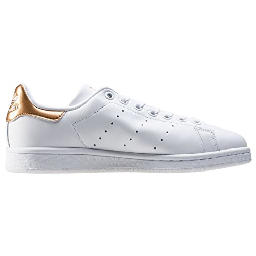 adidas Originals Adistar Racer, Baskets mode homme blanc or