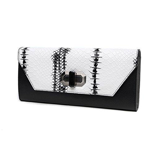 TaoMi Homw- Clutch Damen Handtasche Fashion Wild Handtaschen Damen Bankett Paket / mit Schultergurt, Hand tragen tragen #C