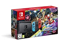 Nintendo Switch w/ Mario Kart 8 Deluxe - Limited Edition Console