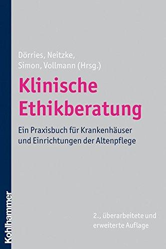 ung: Ein Praxisbuch für Krankenhäuser und Einrichtungen der Altenpflege ()