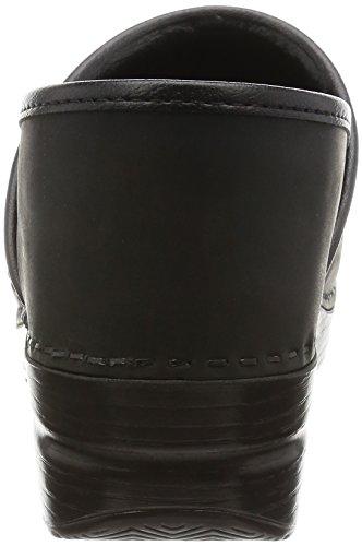 Dansko Professional Pelle Zoccoli Taglia Black Oiled