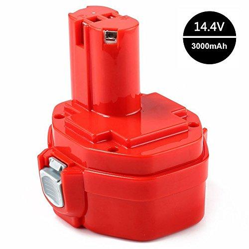 Powayup-pour-Makita-Batterie-144V-30Ah-Ni-NH-PA14-1420-1422-1433-1434-435-1435F