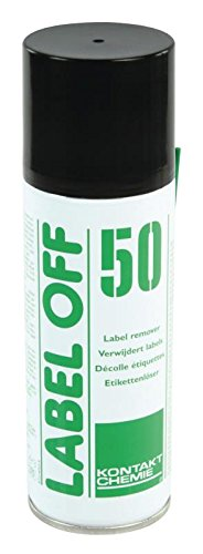 KONTAKT CHEMIE Label Off 50