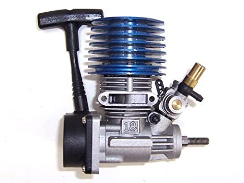 Spare Part SH-18 Nitro Engine With Slide Carb (02060SH18B)