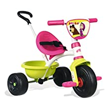 Smoby 740300 Be Move Masha Tricycle , Multi Color
