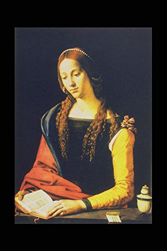 402013 _Portrait Of A Gentlewoman_ Piero Di Cosimo A4 Photo Poster Print 10x8