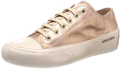Candice Cooper Passion, Sneaker Femme Or (bronze)