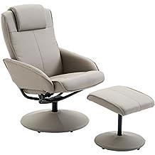 Amazonfr Fauteuil Relax Design - Fauteuil relaxation contemporain design