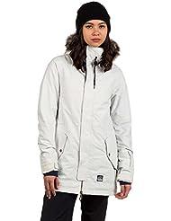 O 'Neill Cluster II Jacket, mujer, Cluster ii jacket, Powder White