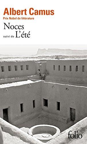 Noces / L'Eté (Folio) por Albert Camus