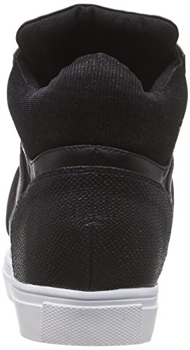 La Strada Bronze / Schwarze High-top Sneakers Mit Glitzer Effekt, Sneakers Hautes femme Marron (1641 - Metallic Bronze)