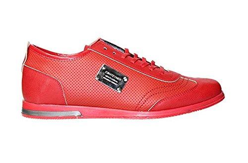 Basket rouge tendance Rouge