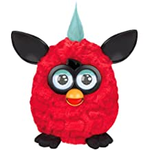 "Hasbro A4062100 - Furby Edition Hot Wild ""rot-schwarz"" - deutsche Version"