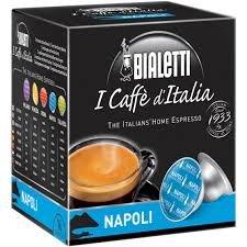 48 Capsule I Caffè D\'Italia Bialetti NAPOLI
