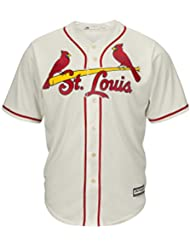 Majestic MLB St. Louis Cardinals Cool Base Maillot Alternate Classic