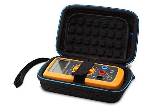 Supremery Tasche für Hama Digital Multimeter EM393B Case Schutz-Hülle Etui Tragetasche