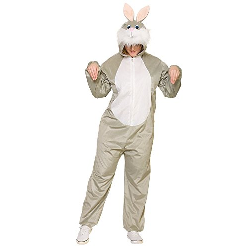 Deluxe Adult Animal BUNNY for Animal Fancy dress Costume
