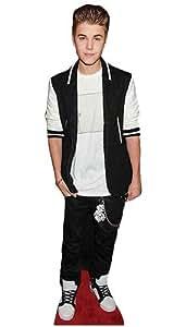 Justin Bieber 171cm photo sur carton grandeur nature Carton