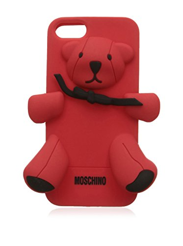 Love Moschino Etui iPhone 5/5S Rouge