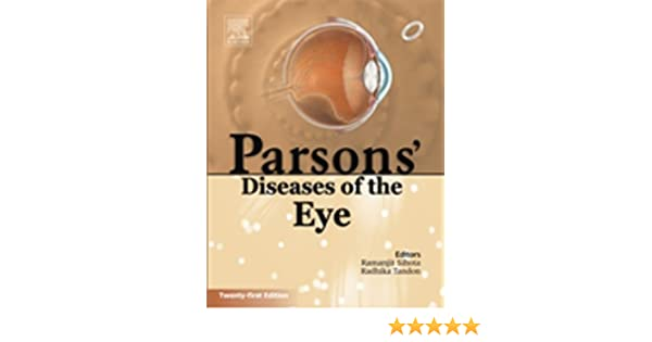 parsons ophthalmology ebook free download