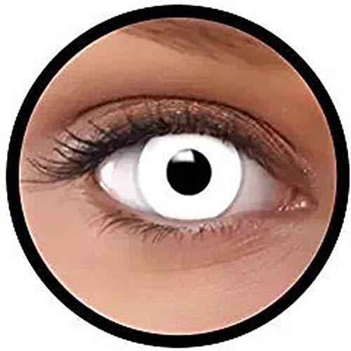 iedlicher Charme und attraktive Kontaktlinsen, Kosmetik, Make-up, Lidschatten für Halloween ()