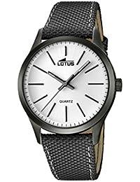 Lotus para Hombre Smart Casual cuarzo reloj analógico diversos materiales 18165/1