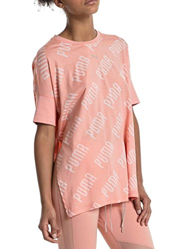 Puma T- Shirt Pointe Large Peach