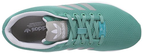 adidas Originals - ZX Flux, Sneakers da donna verdino