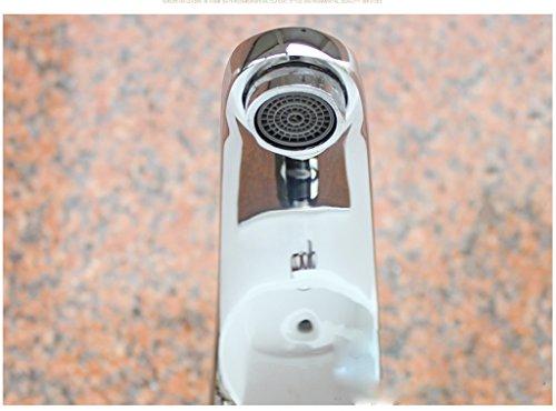 Tout cuivre robinet automatique du capteur robinet capteur robinet AC-DC unique robinet d'eau froide capteurs intelligents