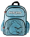 Brand New Rovio Angry Birds Back Pack Store your items in this awesome Angry Birds Backpack. Good for school and all those traveling adventures. Take it with you everywhere! Features: Dual zipper closure Awesome Angry Birds design print 2 Two mesh si...