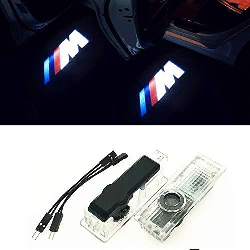 EQUICK Autotür LED Logo Türbeleuchtung Einstiegsleuchte Willkommen Auto Projektion Licht 2 Stück (3)