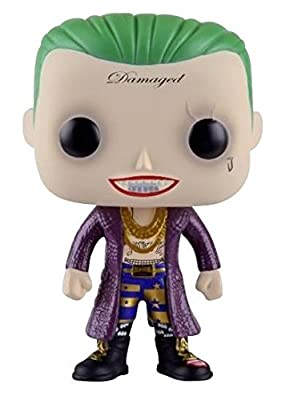 Suicide Squad The Joker (Boxer) Vinyl Figure 104 Figurine de collection