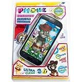 HK Toys Talking Tom 3D Multiple Purpose Mobile Phone For Kids