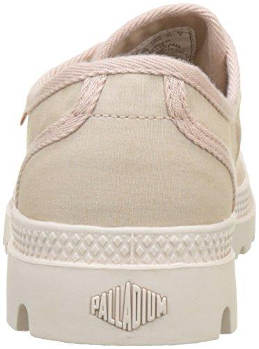 Palladium Pampa Oxford Originale Training Camp, Sneaker Donna Rosa (Rose Dust/blanc Whisper Pink K70)