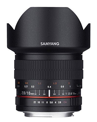 Samyang 10mm F2.8 Objektiv Nikon AE