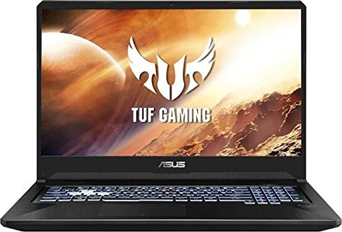 ASUS TUF Gaming FX705DT ( 90NR02B2-M01530 ) 43,9 cm (17,3 Zoll, FHD, WV, matt) Gaming-Notebook (AMD Ryzen 5 3550H, 8GB RAM, 512GB SSD, NVIDIA GeForce GTX 1650 (4GB), Windows 10) Black