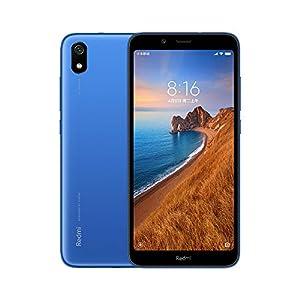 "Xiaomi Redmi 7A Azul 2GB 32GB 5.45"" HD Snapdragon 439 Octa Core Mobile Phone 4000mAh 13MP Camera Smartphone"